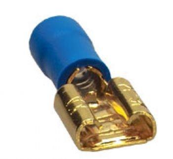 Set 11 Gold Ring Kabelschuh 2 Stück 50mm² 24 Karat SINUSLIVE