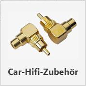 Car-Hifi Zubehörteile
