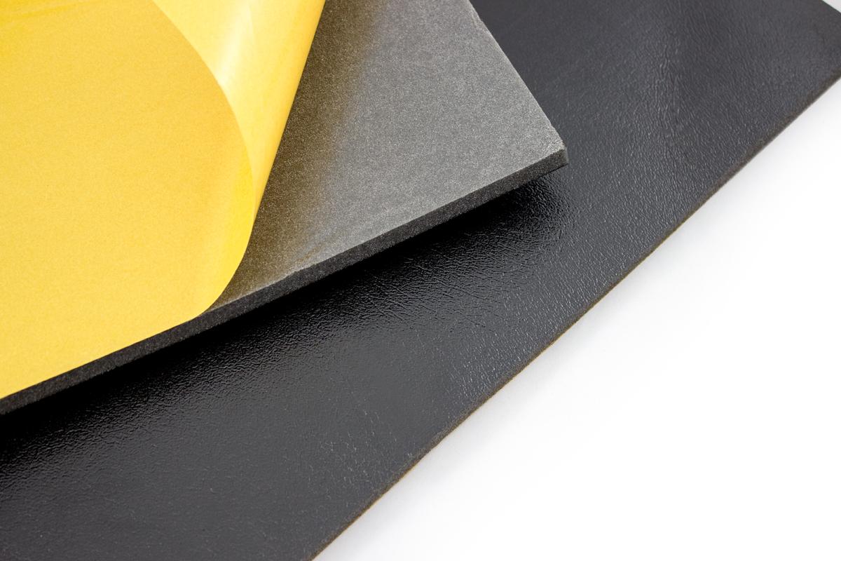 dsm matte schaumstoffmatte d mmschaummatte 6 st gr e x 500 x 20 mm selbstklebend. Black Bedroom Furniture Sets. Home Design Ideas